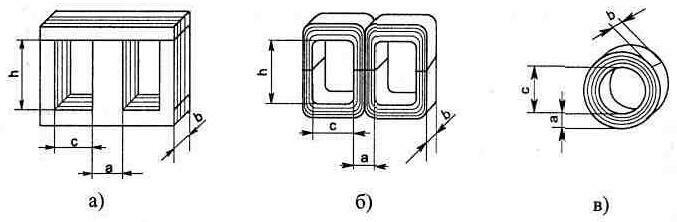Тороидальный трансформатор для споттера